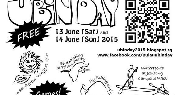 Mark Your Calendar for Ubin Day and Festival of Biodiversity