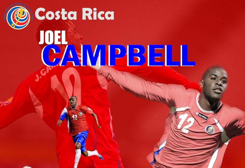 Wallpaper Joel Campbell