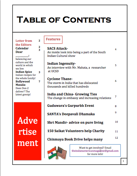 Table Design Sample Of The Gallery For Table Of Contents Design Examples