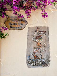 cagnes-sur-mer, coasta de azur