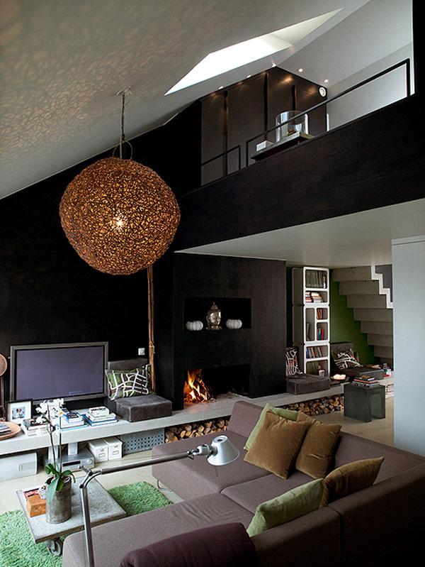 Cool Studio Apartment kuki design: small studio apartment