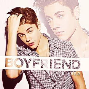 """Justin Bieber """"Boyfriend"""" Song Lyrics"""