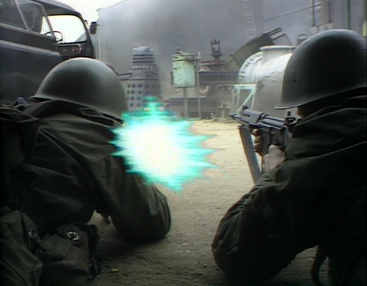 Dalek burst