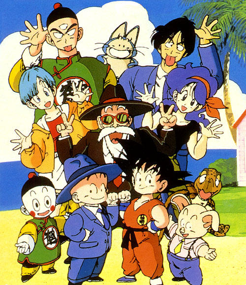 Dragon ball images
