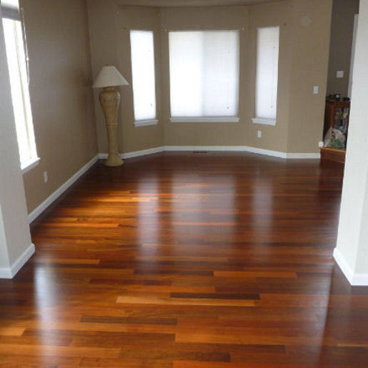 Still the most popular of hardwood flooring, exotics feature colors ...