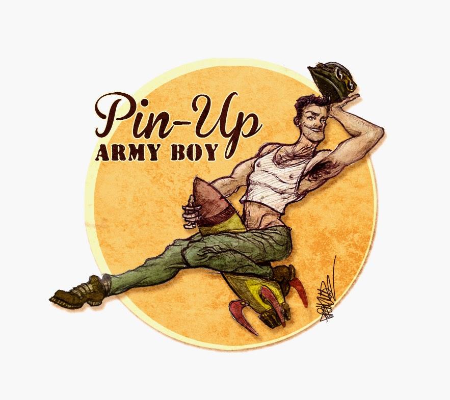 pin hot mens art - photo #26
