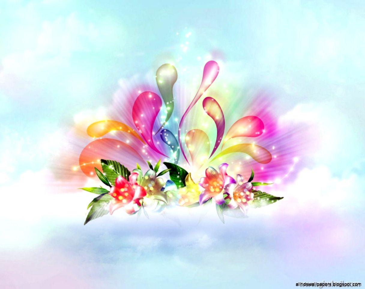 View Original Size Colorful Sun Flower HD Wallpaper C8rmm Amazing Desktop