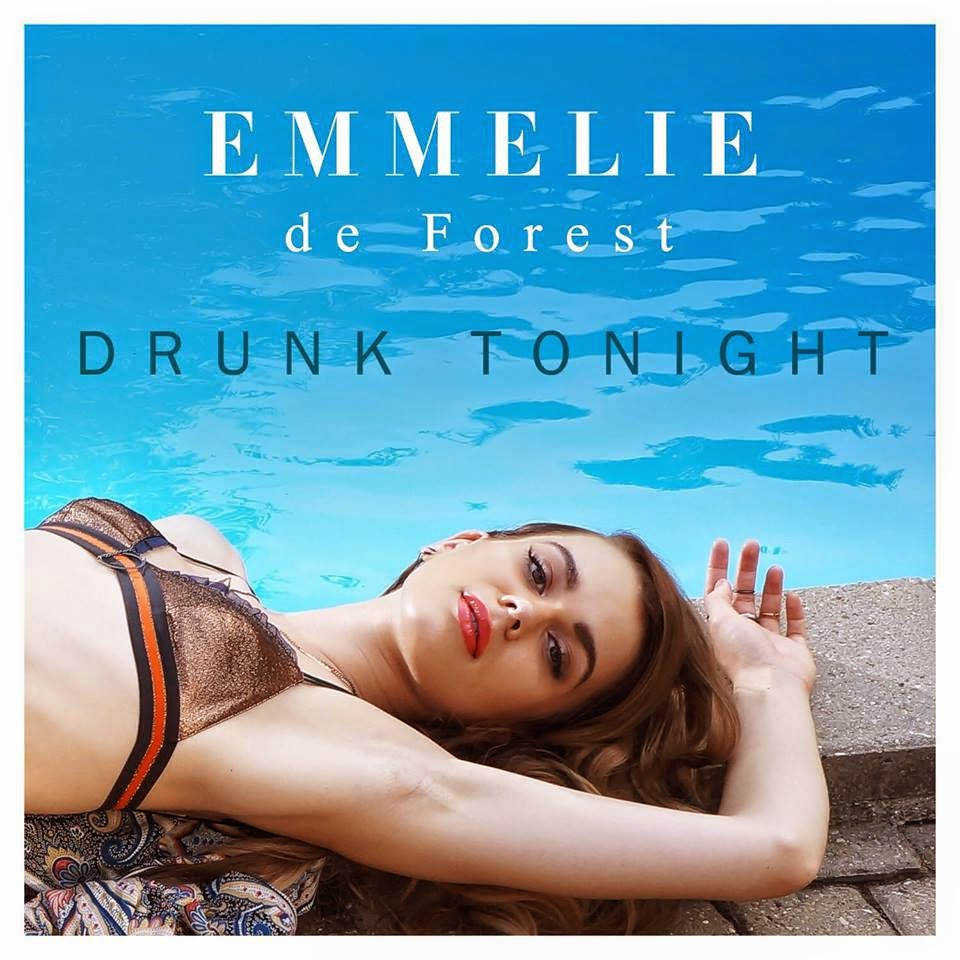 Emmelie de Forest cea mai noua melodie 2014 Drunk Tonight ultima piesa videoclip official new song single music video muzica