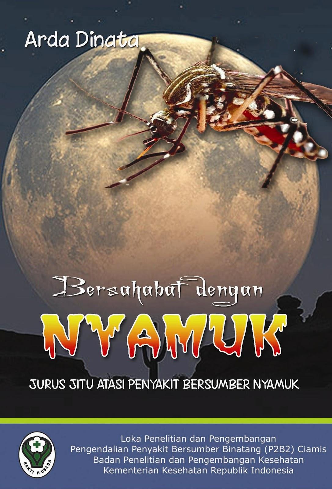 Bersahabat Dengan Nyamuk