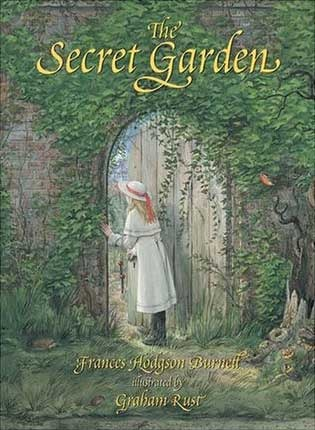 Retro Friday Review The Secret Garden By Frances Hodgson Burnett