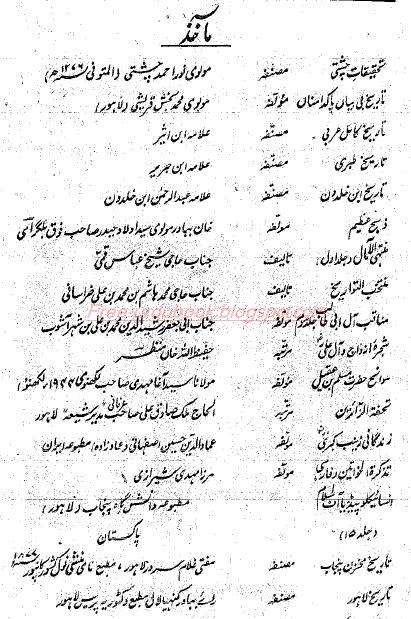 islamic book free download in urdu pdf history