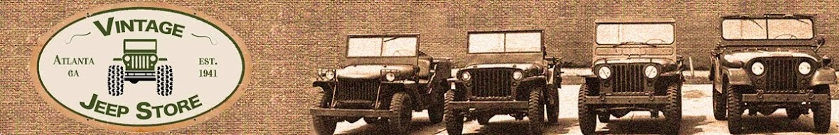 Vintage Jeep Store  I  Vintage Jeep Restorations, Parts and Accessories  I  Willys, Kaiser, AMC