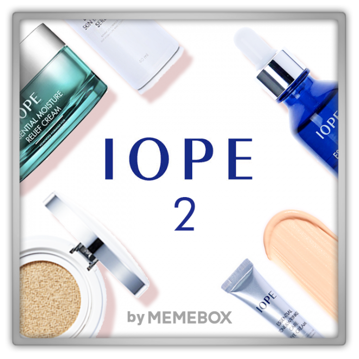 Memebox Superbox 47 IOPE Box 2 미미박스 Commercial #