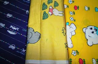 子供用の布地