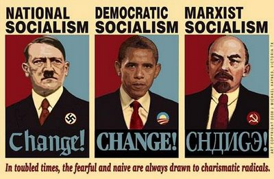 The different styles of socialism, represented by key figures (3)