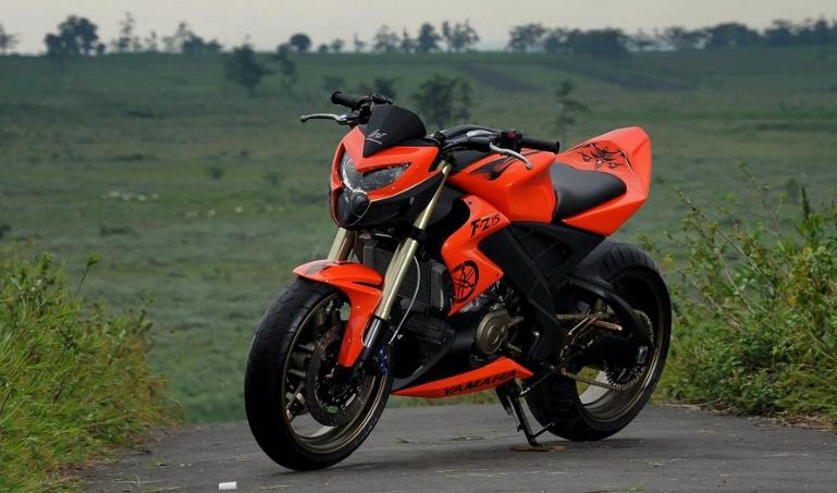 The pictures Modification Yamaha Vixion | Diverse Information