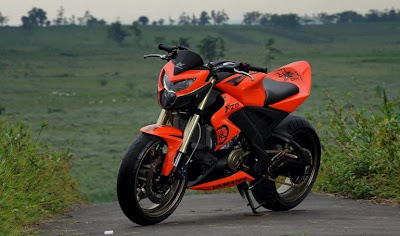 The pictures Modification Yamaha Vixion   Diverse Information