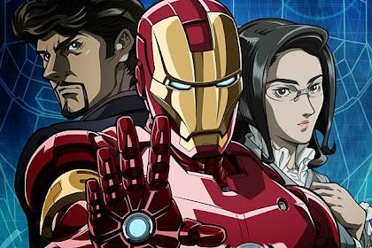 Todos os Episódios de Iron Man Dublados Online