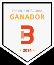 Ganador Bitácoras 2014- Periodismo y Política