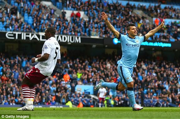 VIDEO Manchester City-Aston Villa 3-2, Risultati Premier League