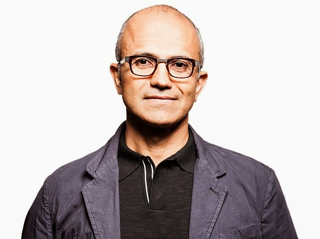 Microsoft board close to naming Satya Nadella as CEO