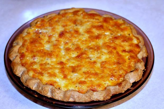 Recipes For Divine Living: Tomato Pie