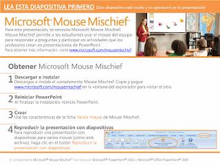 Descargar plantilla Contar con Mouse Mischief, formatos, modelos ejemplos, powerpoint