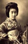 100 Yıl Önce Japon Geyşası