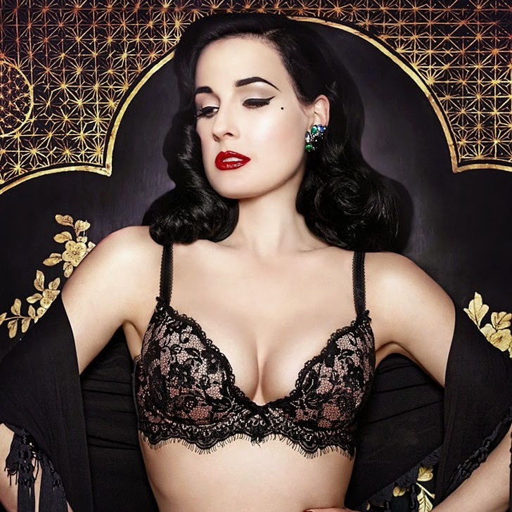 Heather Renée Sweet AKA Dita Von Teese