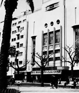El cinema Valparaíso
