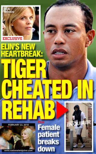 sex rehab tiger woods free daily porn croc