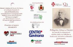 Pellegrino Artusi a Firenze: cena di beneficenza per 170 persone, 5 ottobre 2013.