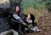 snow white&the Huntsman