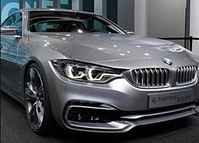 2017 BMW 4 Series Design Rumors