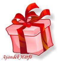 Ajándékhétfők Chiara blogjában!