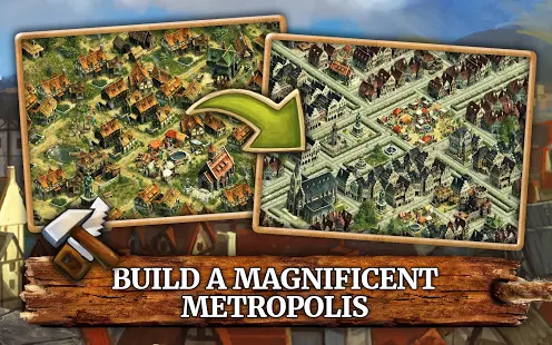 Anno Build an Empire v1.4.2 Apk for Android