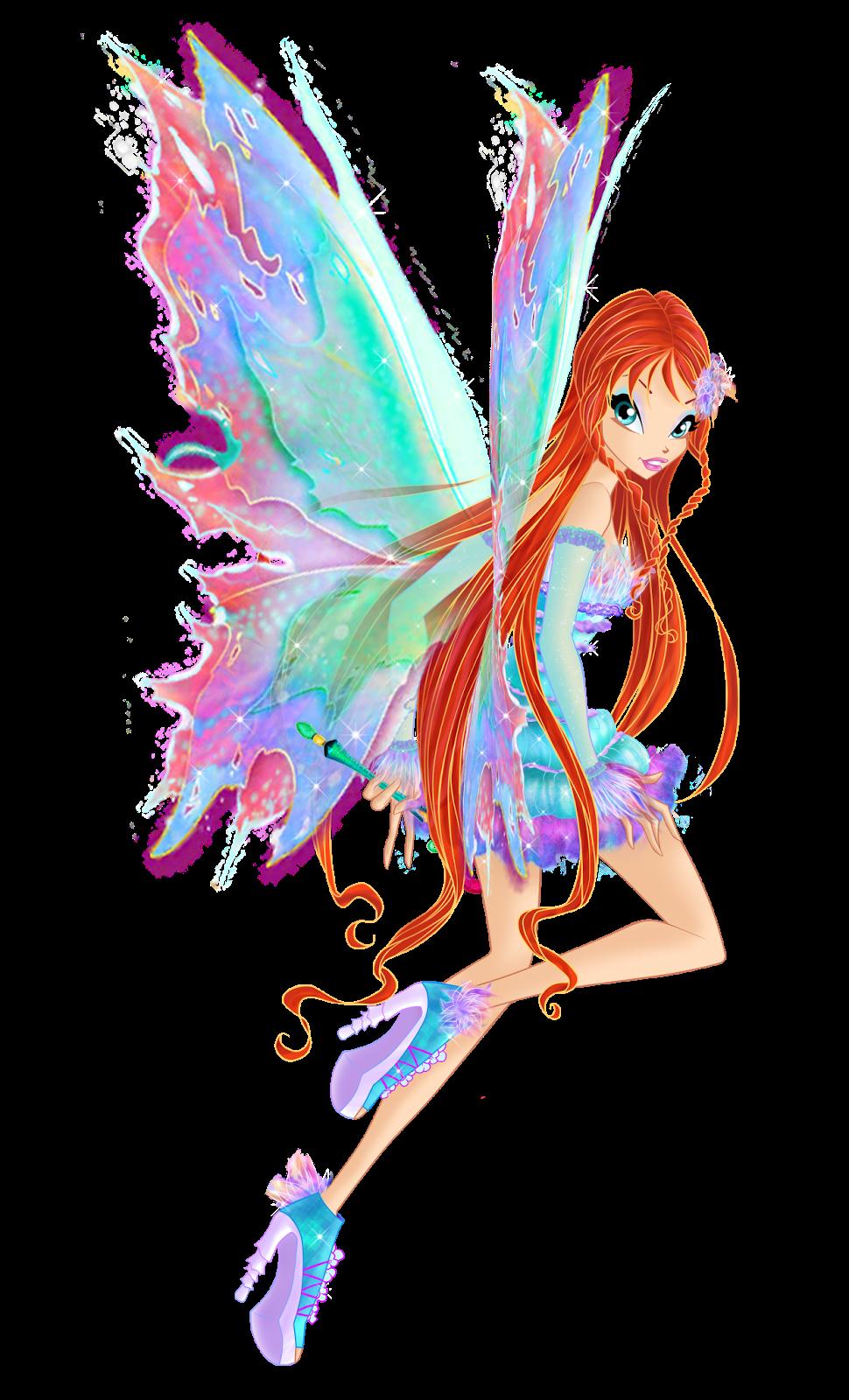 Winx Club Fairies: Myt...