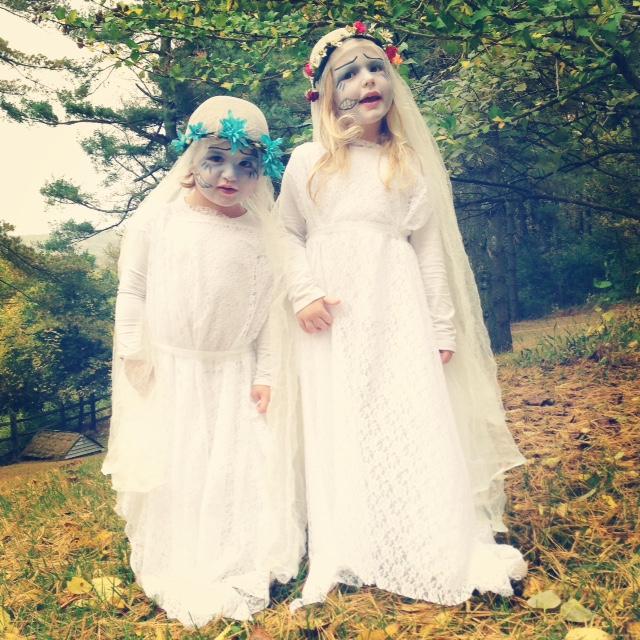 corpse bride costume halloween