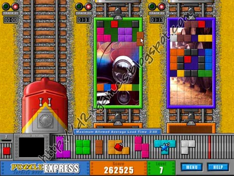 Free Download Games - Puzzle Express