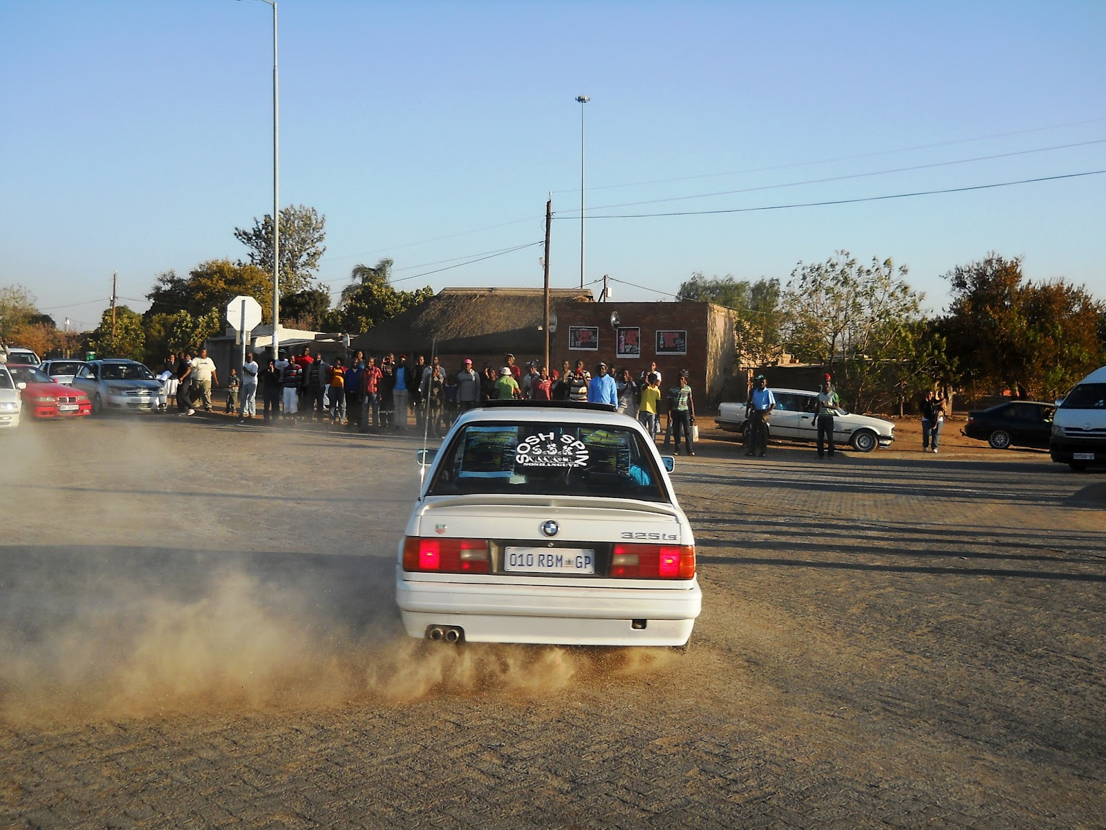 Nissan Columbus Ohio >> Gusheshe Spinning At Soweto | Autos Post
