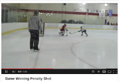 Game Winning Penalty Shot