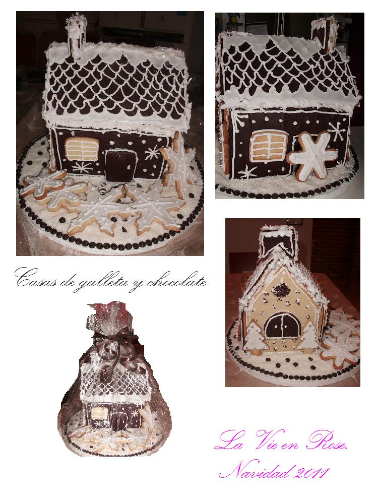La vie en rose galletas casas con encanto - Casas decoradas con encanto ...