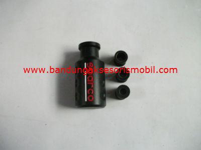 Gear Knob Sparco P 002 A Black