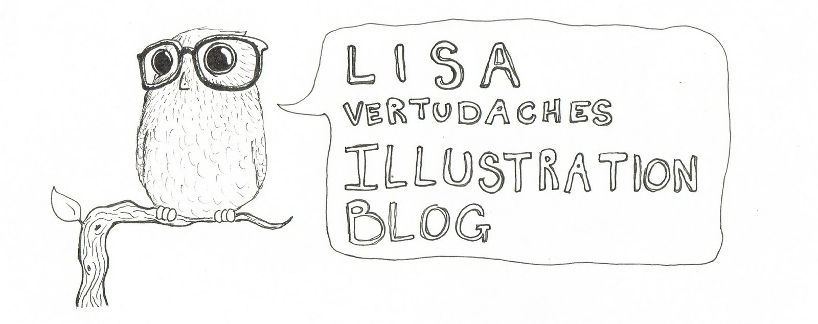 Lisa Vertudaches Illustration