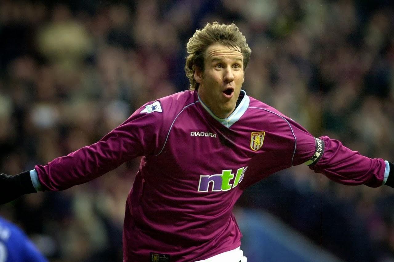 Trevor Morley Aston Villa