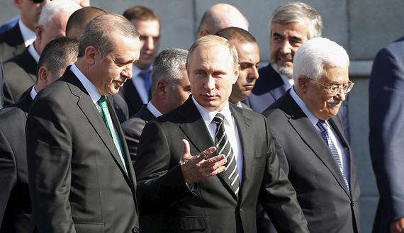 Putin y Oriente Medio