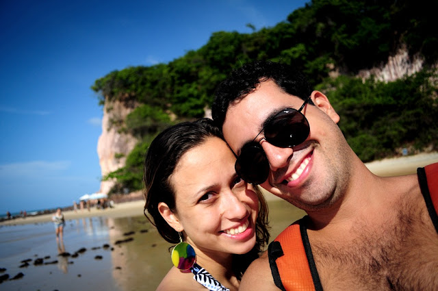 Brasil, natal, rn, praia, pipa, férias, verão, flor do caribe, viagem, turismo, casal