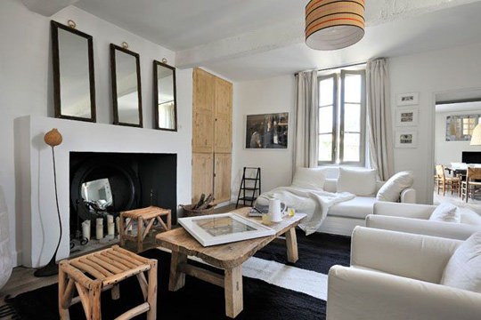 This Is The Holiday Home Of French Interior Designer Sarah Lavoine