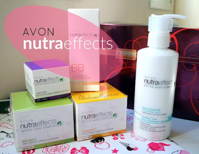 Nutra Effect de Avon Radiance