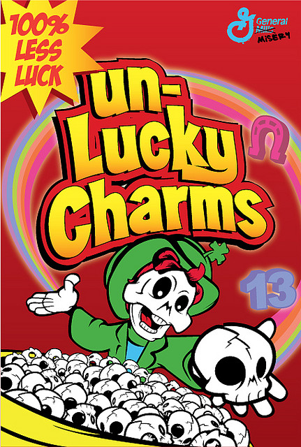 what has to say i been unlucky charms